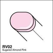 Copic Sketch marker RV02 sugared almond pink