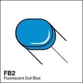Copic Sketch marker FB2 fluorescent dull blue