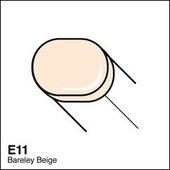 Copic Sketch marker E11 barely beige