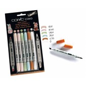 Copic Ciao marker 5+1 (blender) Scrap & stempel 1