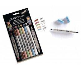 Copic Ciao marker Copic Ciao markerset 5+1 (blender) Scrap & stempel 2