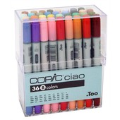 Copic Ciao marker 36-delig B