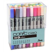 Copic Ciao marker 36-delig D