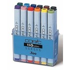 Copic marker original 12-delig basis
