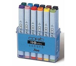 Copic marker original Copic markerset 12-delig basis