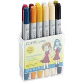 Copic Ciao marker 12-delig School Uniform