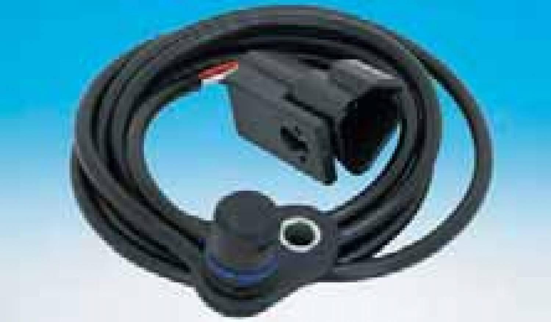 Harley Davidson Wires Plugs And Switches Taco Motos Amsterdam 2000 Softail Wiring Diagram Speedo Electronic Speed Sensor
