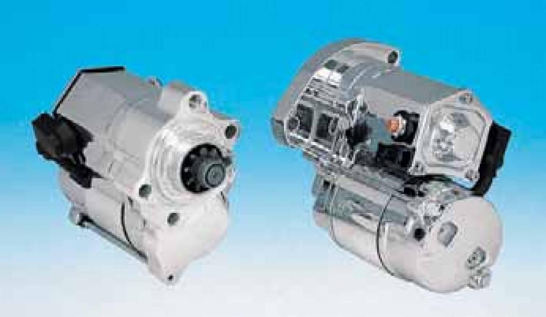 Hi torque starter motors harley davidson motorcycle for Hi torque starter motor
