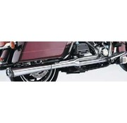 Supertrapp exhaust supermegs for Touring FLH/FLT