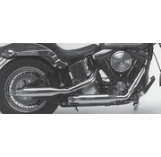 Supertrapp SYSTEMES STAGGERED DUAL POUR SOFTAIL