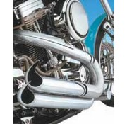 Supertrapp exhaust Paul Yaffe road legend crack pipes