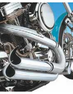exhaust Paul Yaffe road legend crack pipes