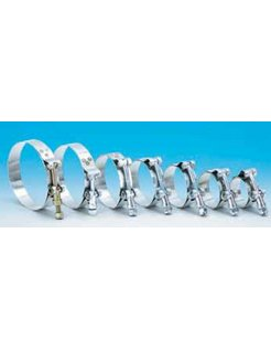 Harley exhaust t-bolt style muffler clamps
