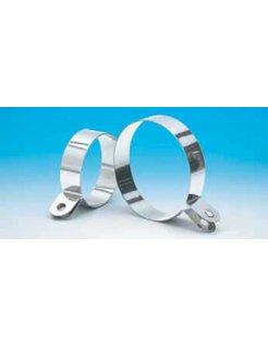 exhaust muffler clamps