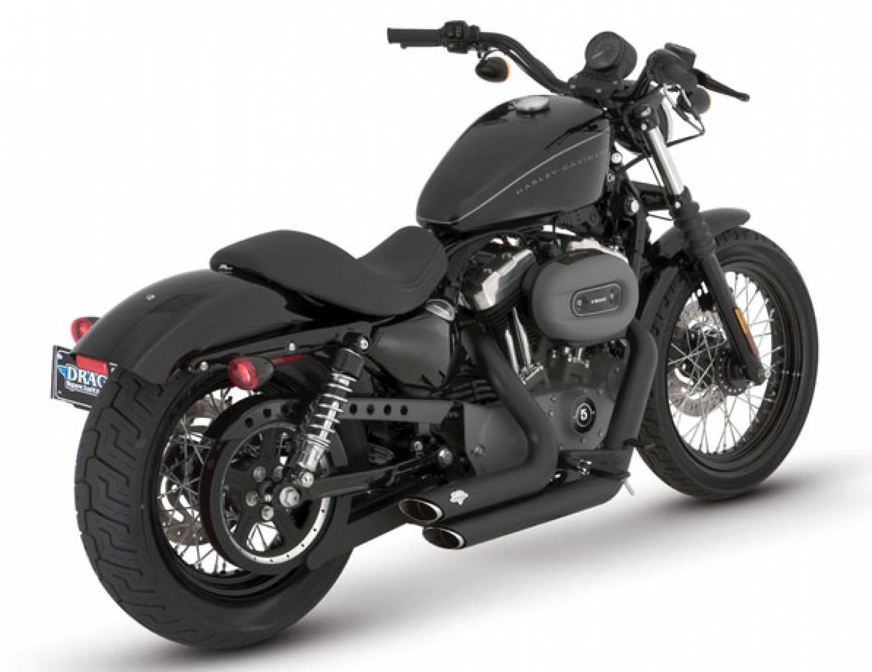 v h shortshots staggered 2 1 8 inch taco motos american. Black Bedroom Furniture Sets. Home Design Ideas