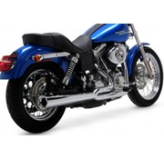 Vance and Hines exhaust pro pipe Dyna models Dyna 06-13