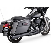 Vance and Hines exhaust pro pipe hs Touring FLH/FLT