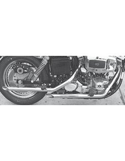 exhaust drag pipes for late shovelhead 1971-1984 FX FXE FXB FXEF FXWG. (only 1 in stock)