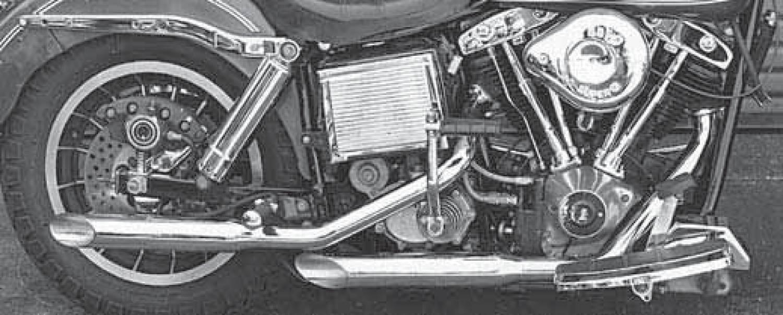 Harley Davidson Abgassysteme - Taco-Motos Amsterdam
