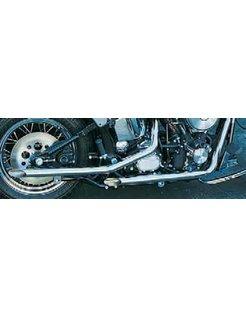 Dragpipes für 1984 - 1999 Softail und 1985 - 1986 FX / FXWG 4 Speed-Modelle