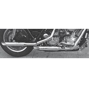 Loctite exhaust baloney slice muffler pipes for evolution FXR FXRs and fxlr