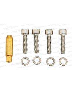 accelerator pump nozzle kit