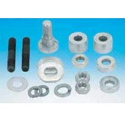 Colony seat solo saddle to tee mounting kit