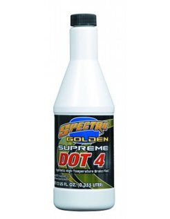 brake supreme dot 4 fluid