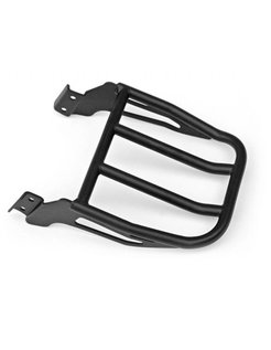 luggage rack black or chrome