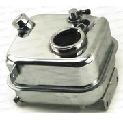 MCS Oil tank Chrome without cap
