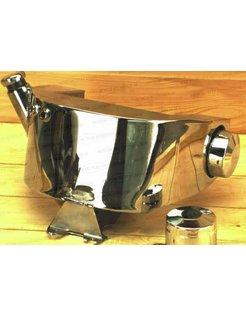 Oil tank custom style horseshoe