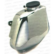 MCS Oil tank Chrome