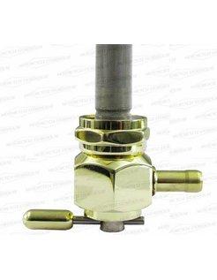 gas tank petcock power-flow brass