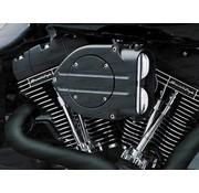 Kuryakyn air cleaner hypercharger black wrinkle