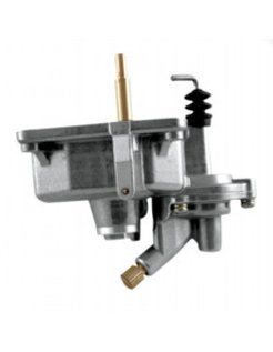 Carburetor twinshot adjustable fuel control