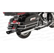 Vance & Hines exhaust monster ovals