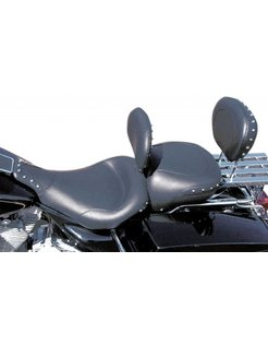 wide smooth solo with driver backrest,