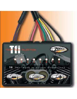 top fuel injection controller