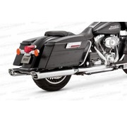Vance and Hines exhaust tuv ec approved slip on mufflers