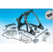 frame wide ass swingarm kit softail Fits:> Softail EVO 1987-1999