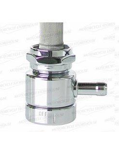 gas tank petcock round knob special