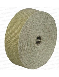 exhaust Brown insulating wrap small