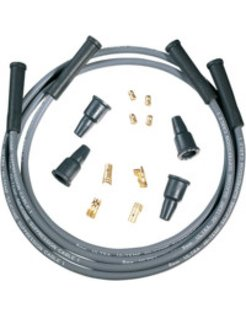 8mm suppression plug wire set