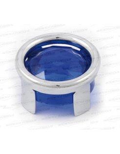 taillight blue dot
