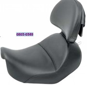 Saddlemen seat solo renegade heels-down Dyna 06-17