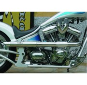BSL exhaust cuba libre short eu approved