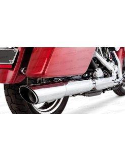 Twin Slash - passend für 12-17 Dyna FLD Switchback; 15-17 FXDL Low Rider