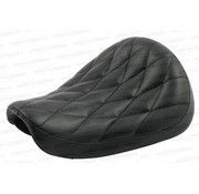 Easyriders seat solo diagonal single fit 04-06XL & 10-15Sportster XL