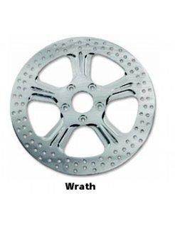 Imagen de una serie de piezas de freno del rotor