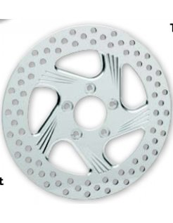 image series 1-piece brake rotor